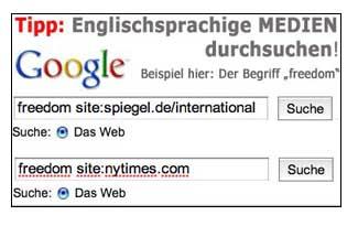 überstezung deutsch englich google